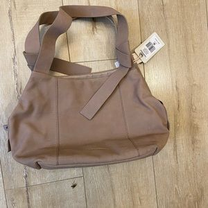 New with tag Lucky Brand Satchel Handbag